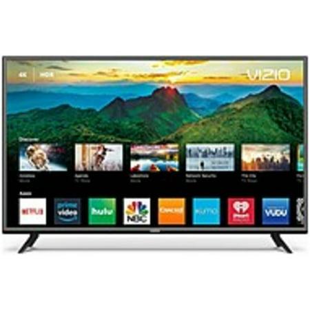 Refurbished VIZIO D D43-F1 43-inch 4K HDR LED Smart TV - 3840 x 2160 - 120 Hz - V8 Octa-Core Processor - Wi-Fi - HDMI