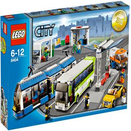 City Public Transport Station Set LEGO 8404