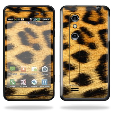 Mightyskins Protective Vinyl Skin Decal Cover For Lg Thrill 4G Cell Phone Wrap Sticker Skins  Cheetah