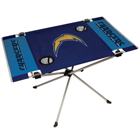Rawlings NFL Endzone Table, Los Angeles Chargers