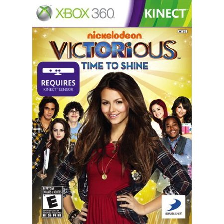 Victorious: Time to Shine, D3 Publisher of America, XBOX 360, 879278220003](Party D Halloween Jeux)