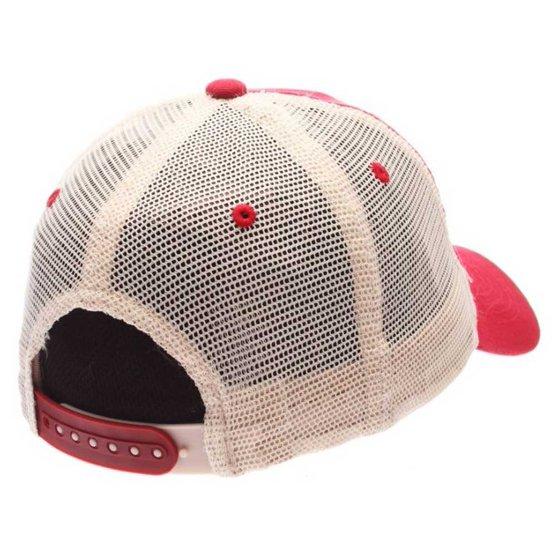 04bca464750 Zephyr - Zephyr Hats University Wisconsin Badgers