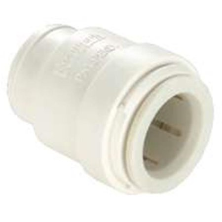 P-670 Push Fit End Stop Plastic 0.5 In.