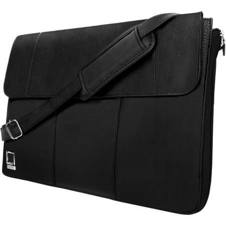 LENCCA Axis Professional-Grade Travel Carry Case / Shoulder Bag for 15 inch Laptops