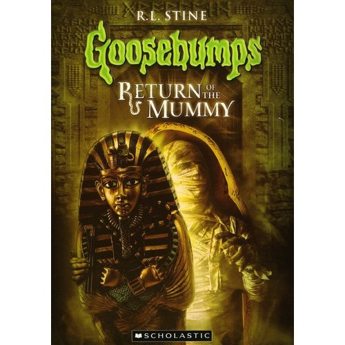 Goosebumps: Return Of The Mummy (Full Frame)