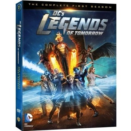 Dcs Legends Of Tomorrow  The Complete First Season