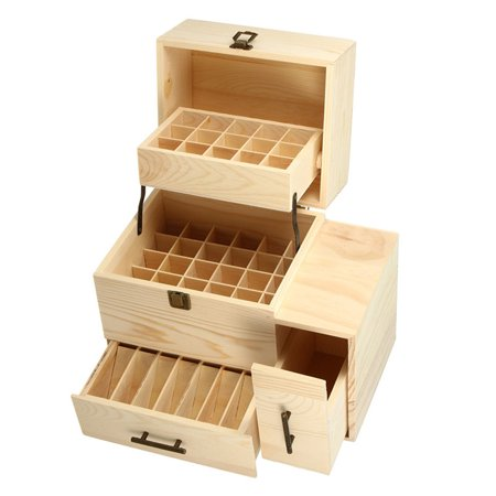 AIHOME High-Grade Essential Oil Wooden Box - image 1 of 6