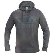 California V-Neck Hoodie - Medium - Gray