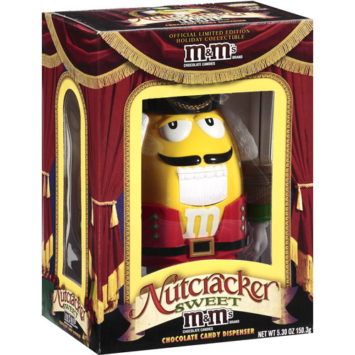M&M's Nutcracker Candy Dispenser