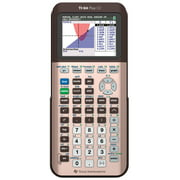 Texas Instruments TI-84 Plus CE Graphing Calculator, Rose Gold