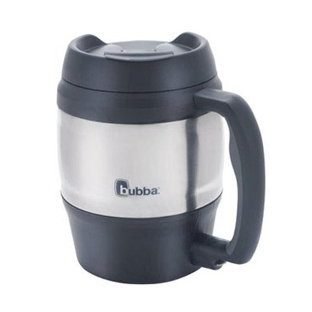 Bubba Brands 1953388 52 oz. Insulated Mug - Classic Black