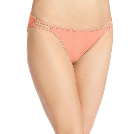 9eaa1096412f Vanity Fair - Vanity Fair Womens Body Shine Illumination String Bikini, 5,  NH Sunset Kiss - Walmart.com