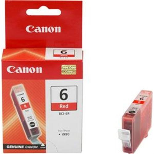 Canon Ink Cartridge - Red BCI-6R