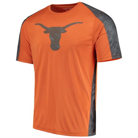 Men's Texas Orange Texas Longhorns Synthetic T-Shirt