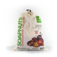 Soap Nuts Deseeded 250 Gram Bag (.55 lbs) 83 wash loads