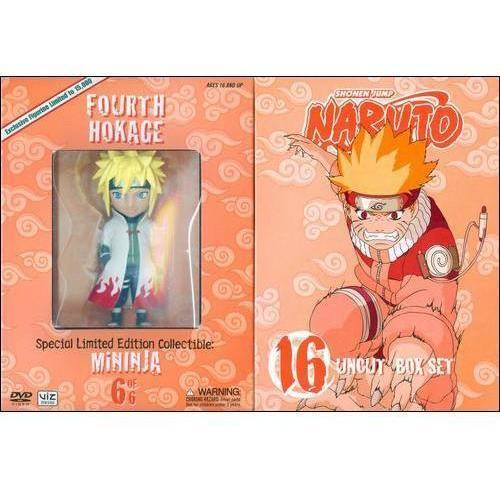 Naruto Uncut Box Set 16 (Full Frame)