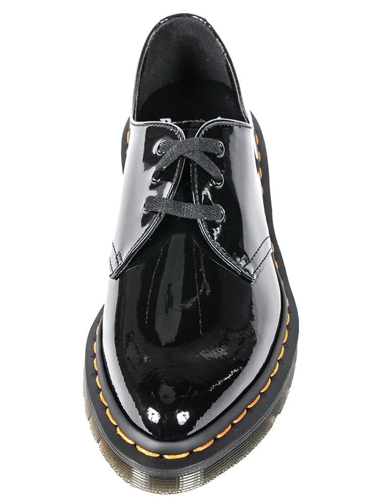 Dr. Martens Women's Dupree Patent Oxford Shoes 22101001 Black