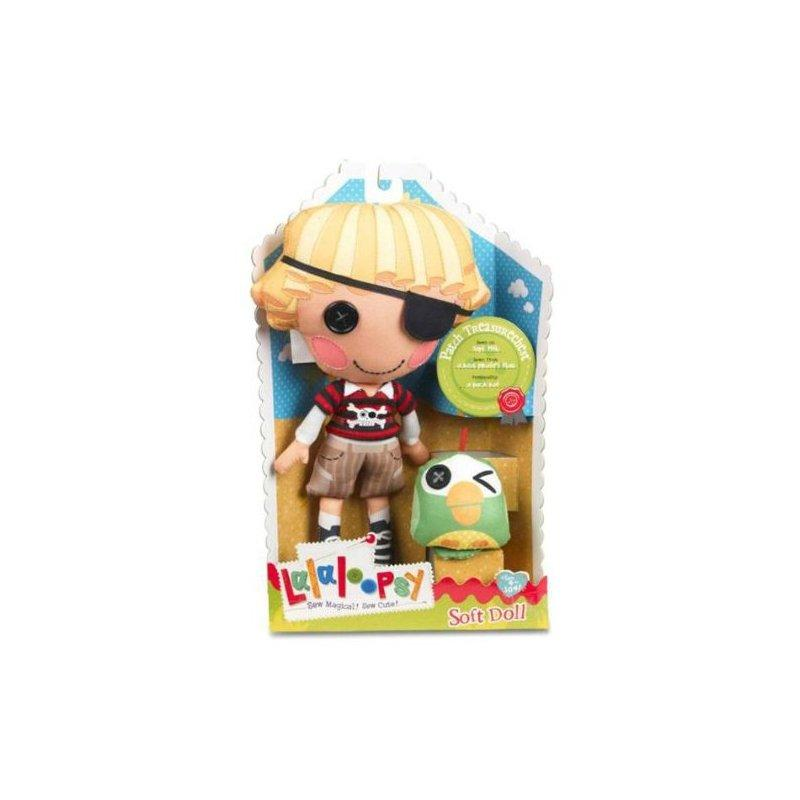Lalaloopsy Patch Treasure Chest Soft Doll