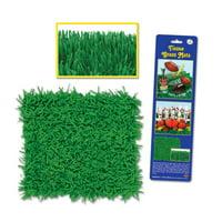 Green Grass Tissue Mats, 15in x 30in, 2pk