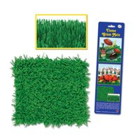 Green Grass Tissue Mats, 2pk