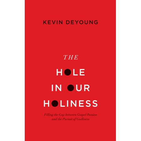 The Hole in Our Holiness: Filling the Gap between Gospel Passion and the Pursuit of Godliness -