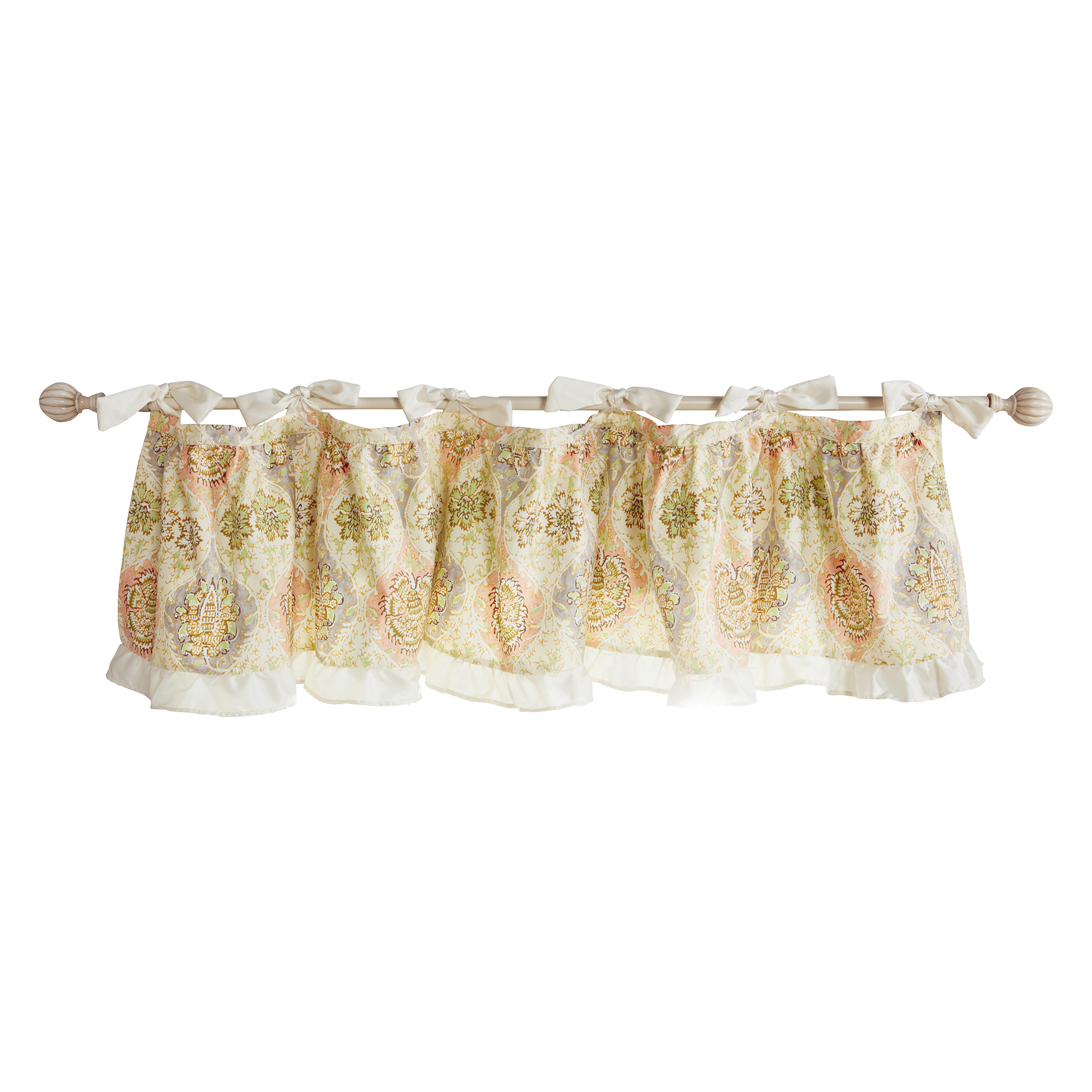 Waverly Rosewater Glam Window Valance by Trend Lab