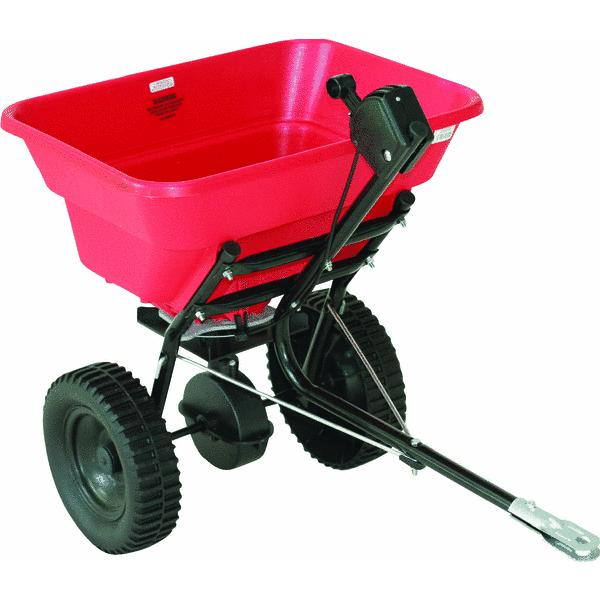 Deluxe Residential Tow Broadcast Fertilizer Spreader