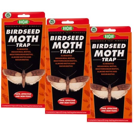 Springstar Bio Care Naturals S204 BioCare Birdseed Moth Traps Biocare Moth Trap