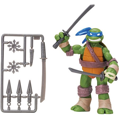 Teenage Mutant Ninja Turtles Leonardo Action Figure