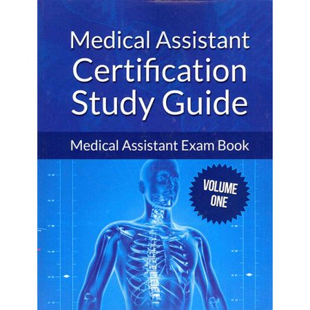 Medical Assistant Certification: Medical Assistant Exam Book
