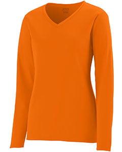 Augusta Ladies Wicking Polyester Long-Sleeve Jersey 1788 by Augusta Sportswear