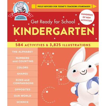 Get Ready for School: Kindergarten](Halloween Writing Ideas For Kindergarten)