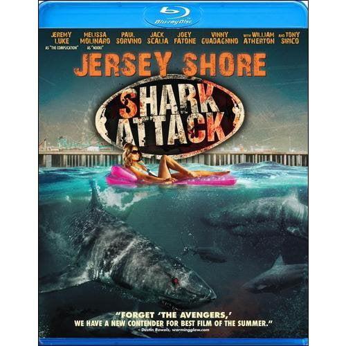 Jersey Shore: Shark Attack (Blu-ray) (Widescreen)