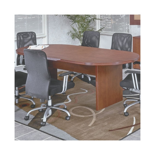 OSP Furniture Napa Oval Conference Table