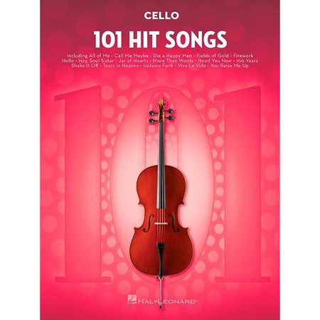 Hal Leonard 101 Hit Songs  for (Song Cello)