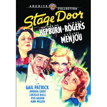 Stage Door (DVD)