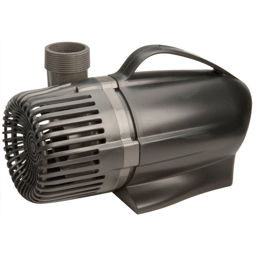 Pond Boss PW3750 3750 GPH Waterfall Pump