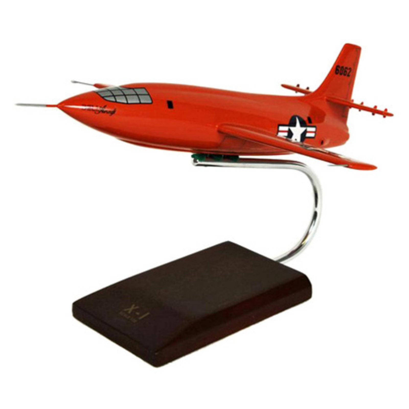 Daron Worldwide Bell X-1 Model Airplane by DARON
