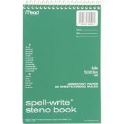Mead Spell-Write Steno Book, 1 Each (Quantity)
