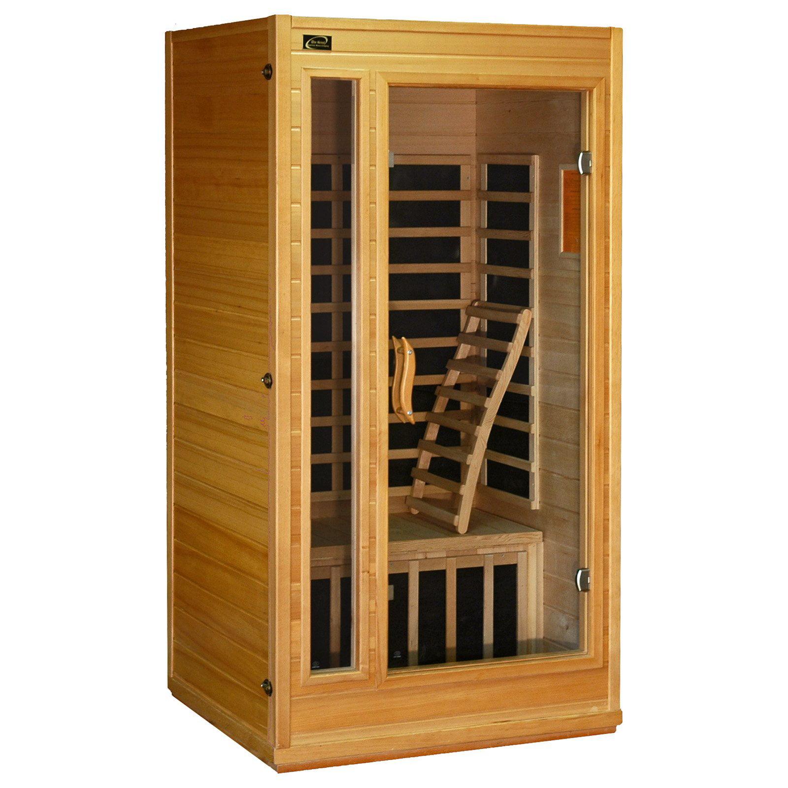 Great American Sauna Company 1-2 Person Sauna
