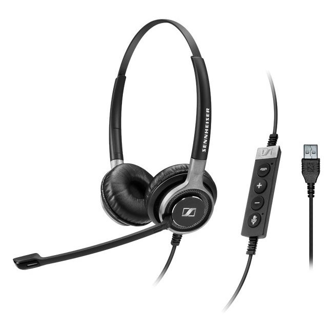 Sennheiser Century SC660 USB ML Premium Wired Headset