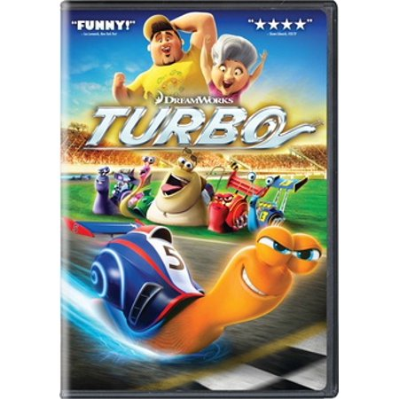 Turbo (DVD) (Turbo Perfect Love)