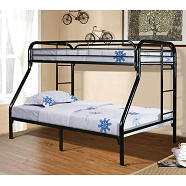 Powell Furniture Twin over Full Bunk Bed