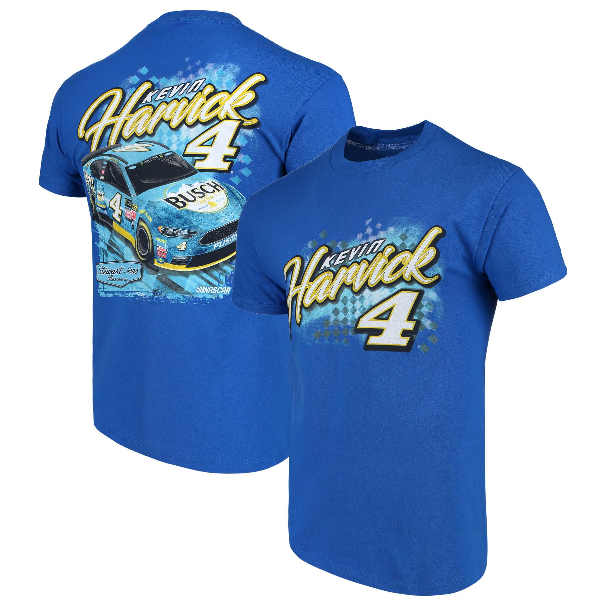 Kevin Harvick Guts & Glory T-Shirt - Royal