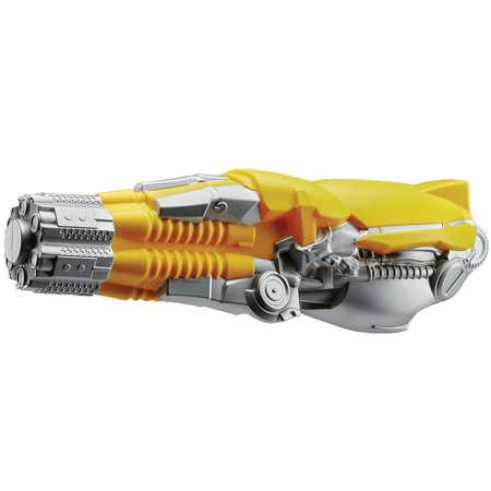 Transformers Bumblebee Movie Bumblebee Plasma Cannon Blaster Halloween Costume Accessory](1980's Movie Halloween Costumes)