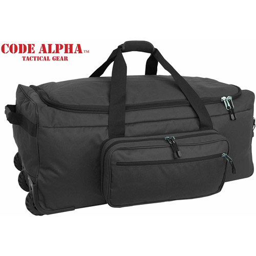 Code Alpha Mini Monster Rolling Duffle Bag