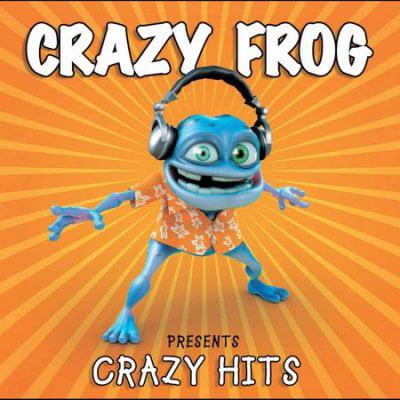 PRESENTS CRAZY HITS (Crazy Frog)