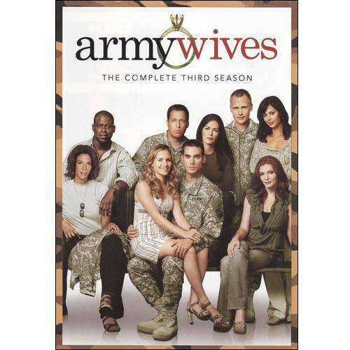 Army Wives: The Complete Third Season (Widescreen) by DISNEY/BUENA VISTA HOME VIDEO