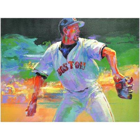 Pedro Martinez Boston Red Sox 2002 Fanfest Original (Pedro Martinez Autographed Baseball)