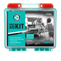 86 Piece Auto First Aid Kit